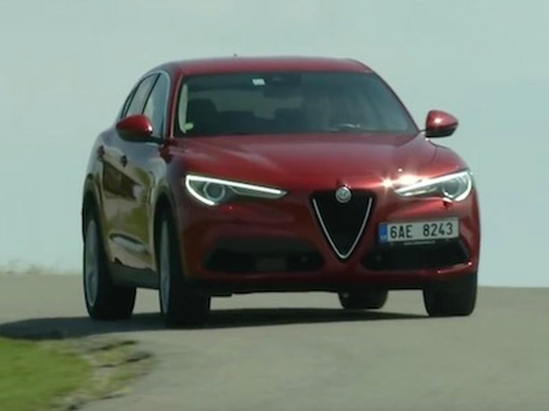 Video test Alfa Romeo Stelvio 2.0