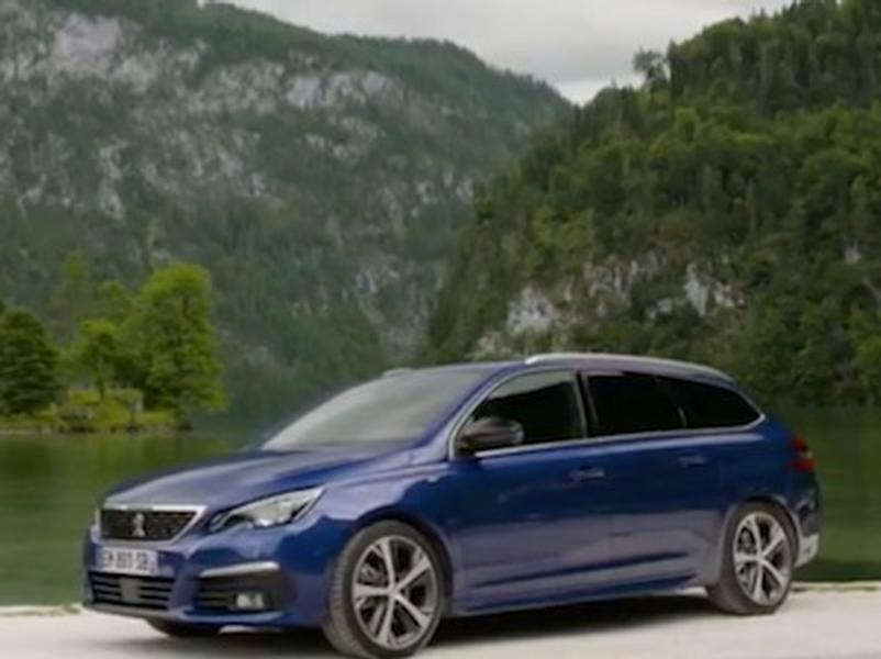 Video test Peugeot 308 EAT8