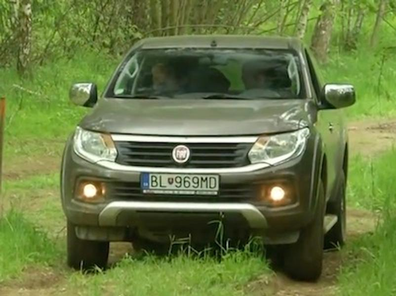 Video test Fiat Fullback