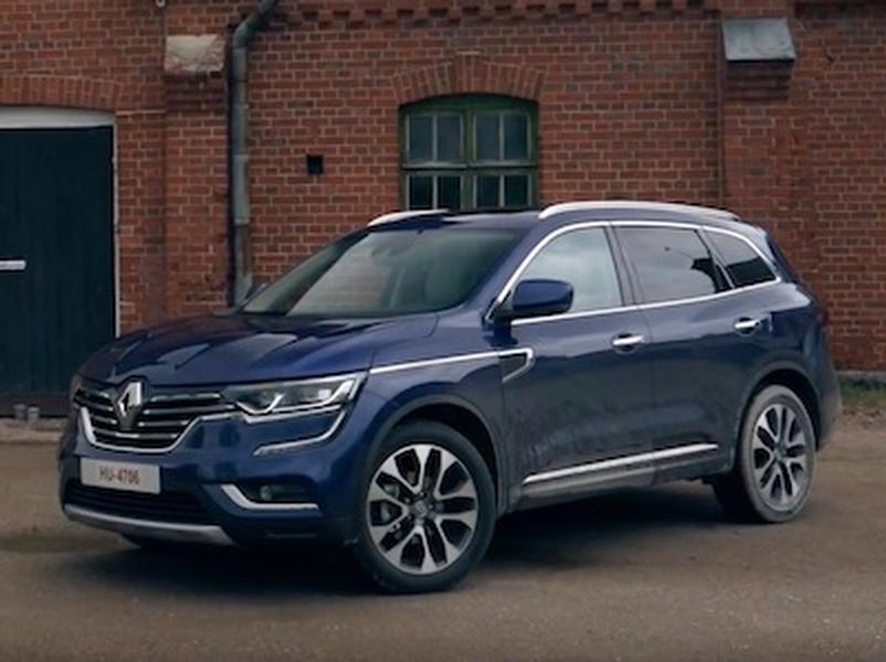 Video test Renault Koleos 130 dCi 2WD