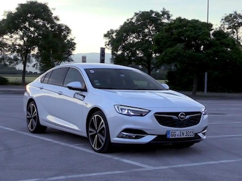 Test Opel Insignia 2.0 turbo 4x4