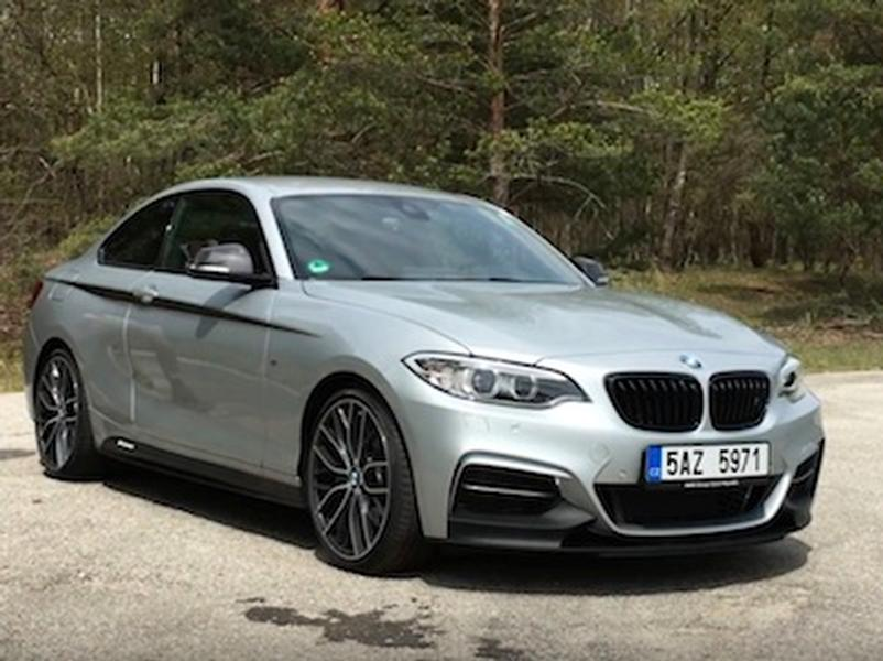 Video test BMW M240i M Performance