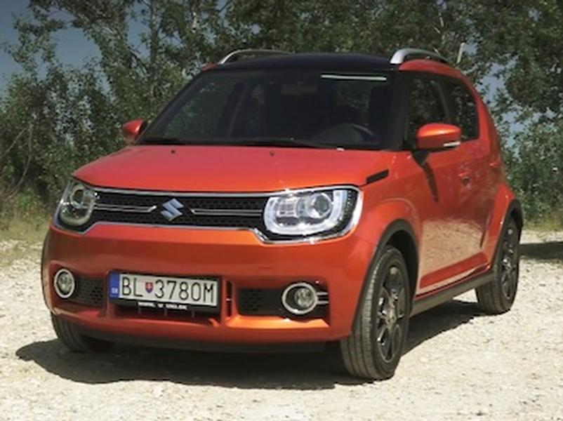 Video test Suzuki Ignis 1,2 Dual Jet