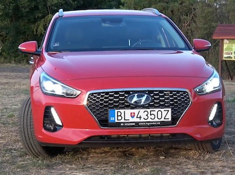 Video test Hyundai i30 kombi