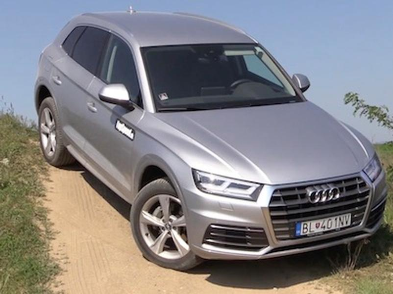 Video test Audi Q5 2.0 TDI Quattro