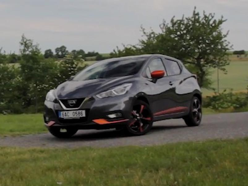 Video test Nissan Micra