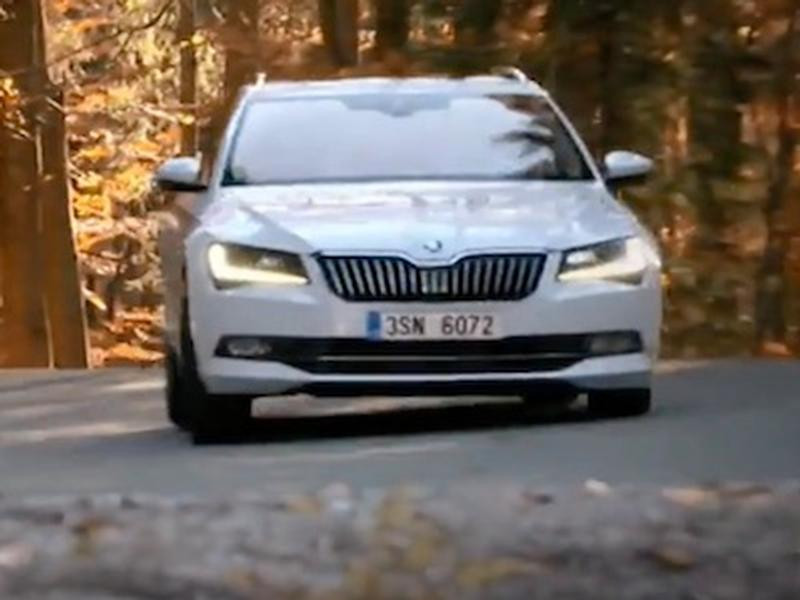 Video test Škoda Suberb Combi 2.0 TDI L&K