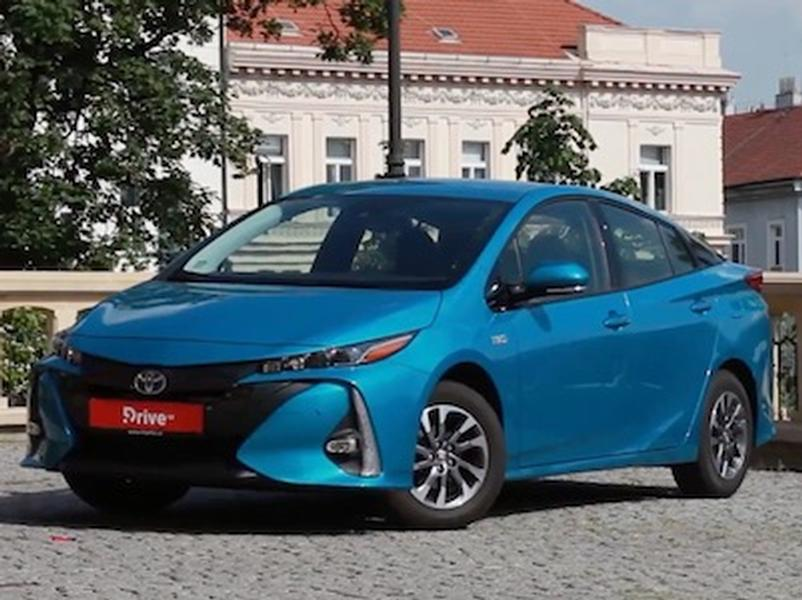 Video test Toyota Prius Plug-in Hybrid
