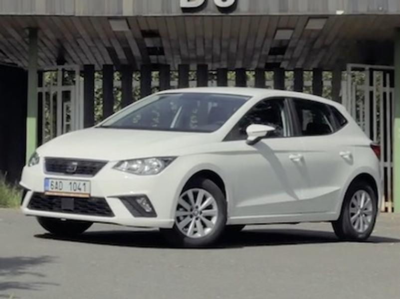 Video test Seat Ibiza 1.0 TSI