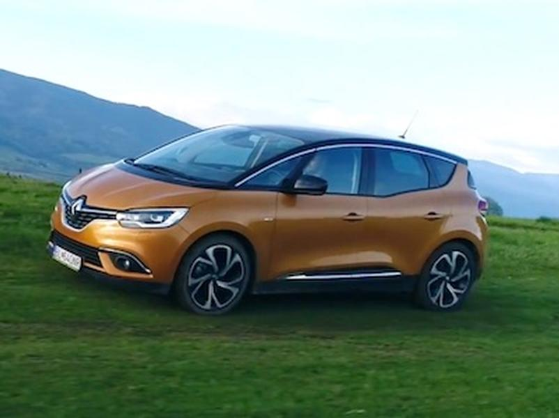 Video test Renault Scenic