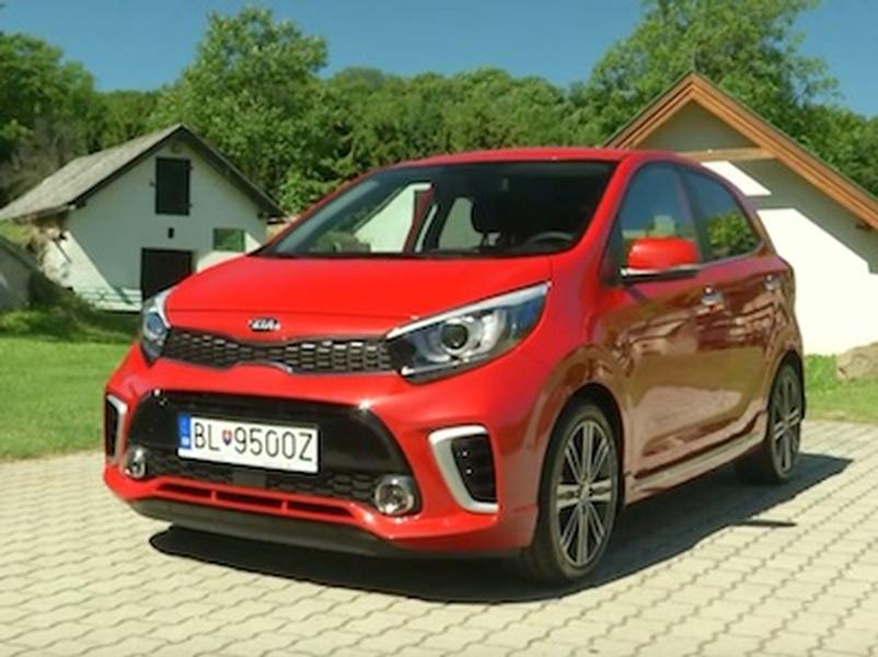 Video test Kia Picanto