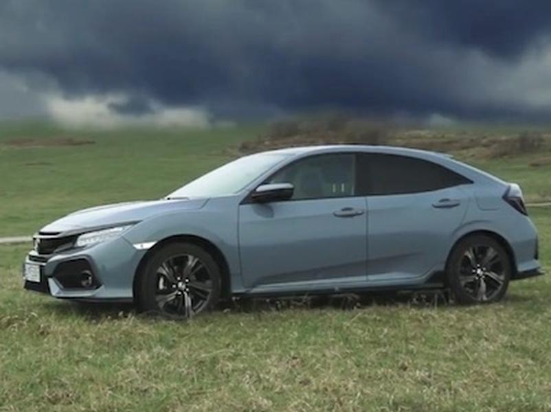 Video test Honda Civic 1.5 VTEC Turbo