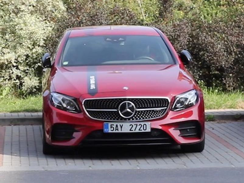 Video test Mercedes-AMG E 43 4Matic