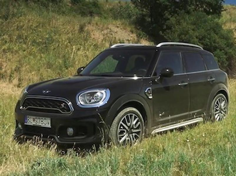 Video test MINI Countryman 2.0 All4