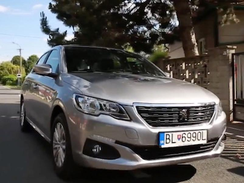 Video test Peugeot 301 1.6 Blue HDI