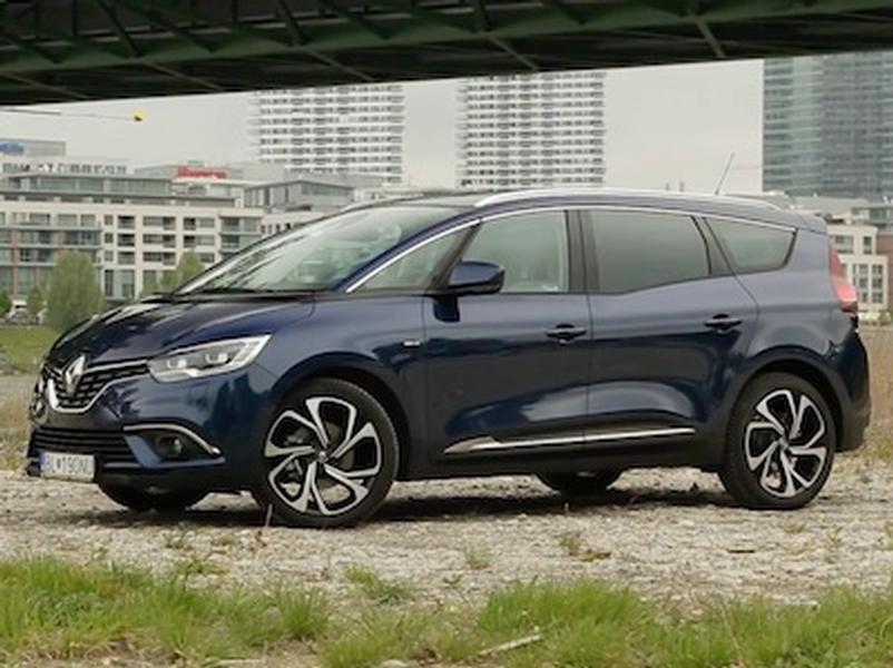 Video test Renault Grand Scenic 1.6 dCi