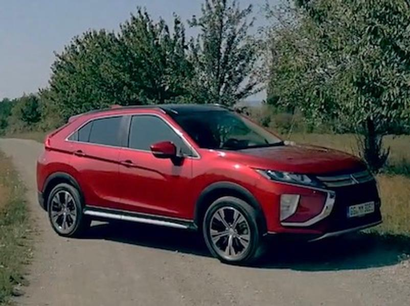 Video test Mitsubishi Eclipse Cross 1.5 Turbo 4WD