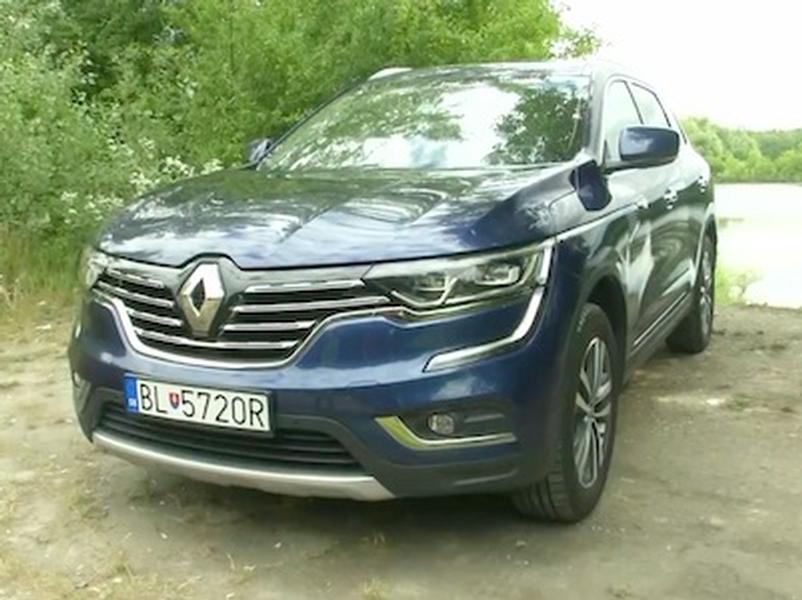 Video test Renault Koleos dCi 175 4X4