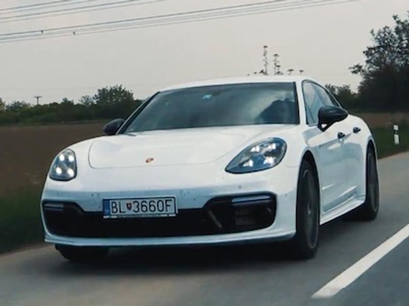Video test Porsche Panamera 4S Diesel 4.0 V8 biturbo