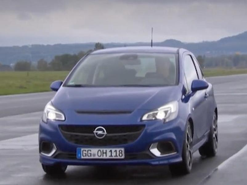 Video test Opel Corsa OPC vs Mini John Cooper Works