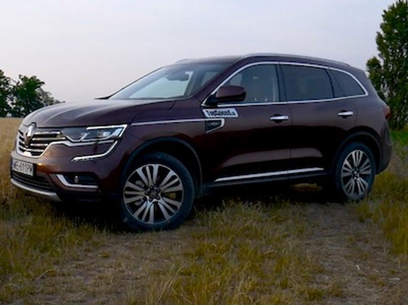 Video test Renault Koleos 2,0 dCi 4x4