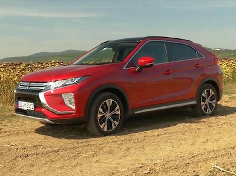Video test Mitsubishi Eclipse Cross