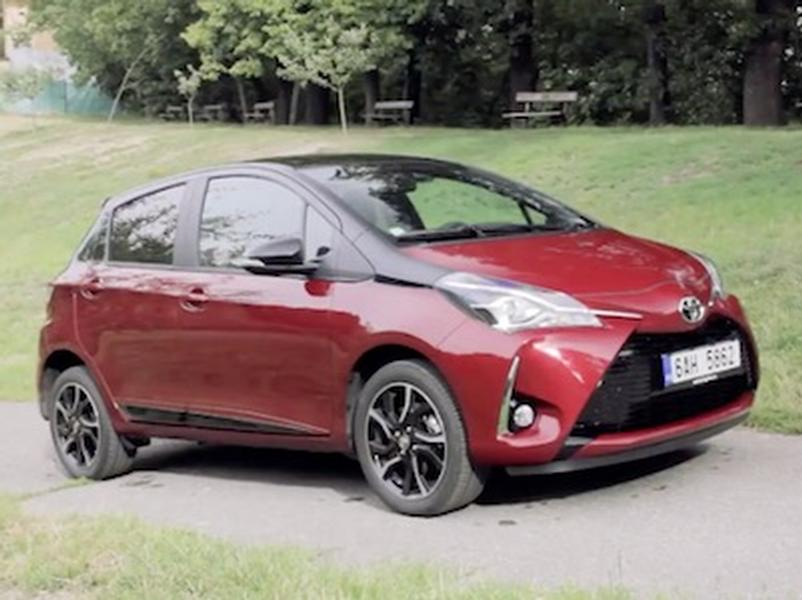 Video test Toyota Yaris 1.5 VVT-i