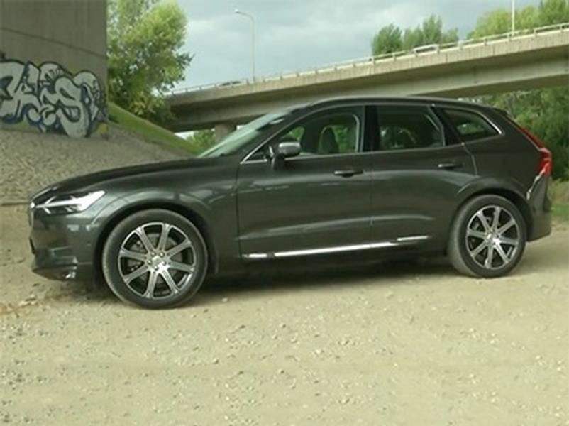 Video test Volvo XC60 D5