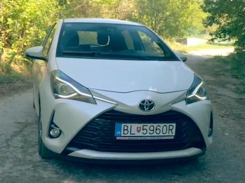 Video test Toyota Yaris 1,5 VVT-i