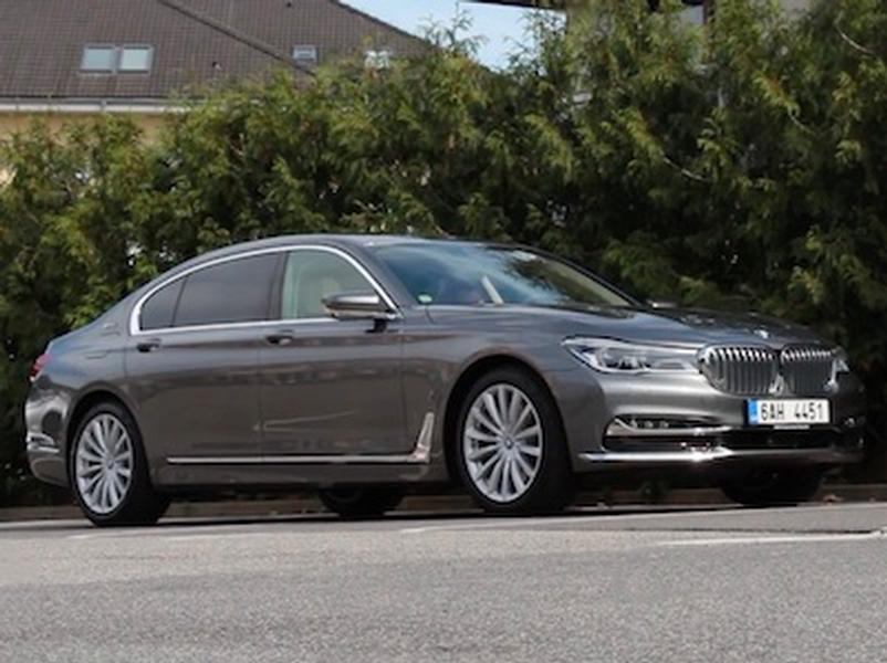 Test BMW 740e iPerformance
