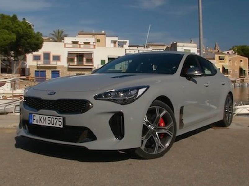 Test Kia Stinger
