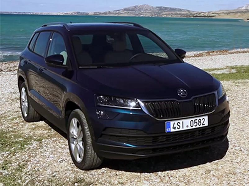 Video test Škoda Karoq 1.5 TSI vs 2.0 TDI 4x4