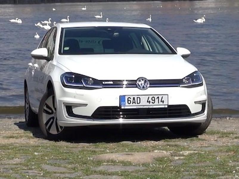 Test Volkswagen e-Golf