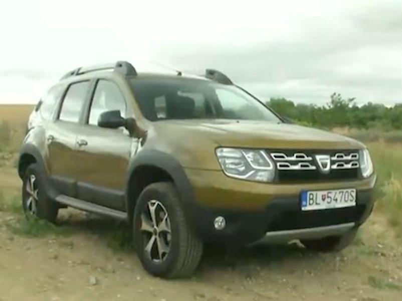 Video test Dacia Duster 1.5 dCI