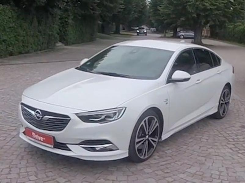 Video test Opel Insignia