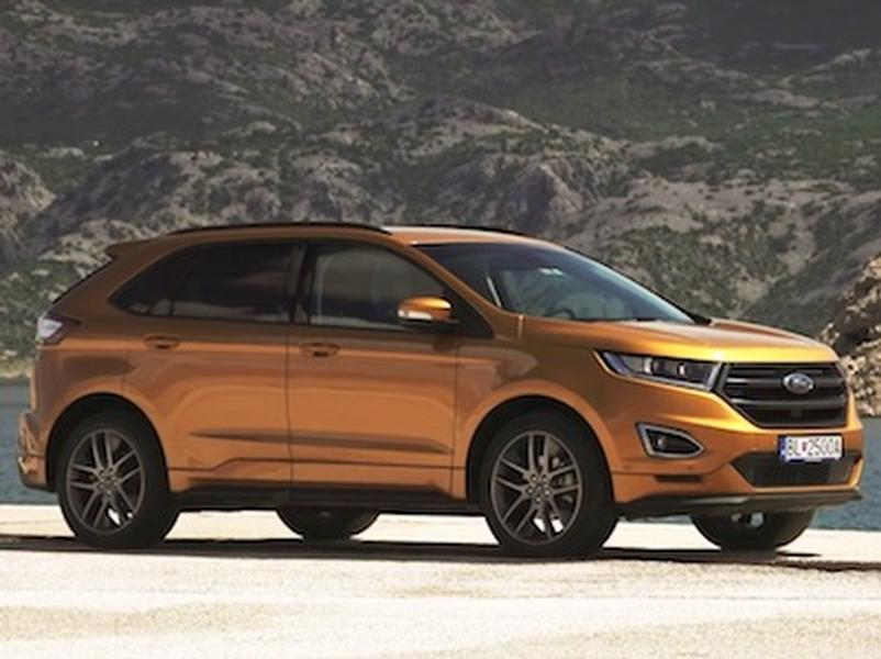 Test Ford Edge Sport 2.0 TDCi Bi-Turbo