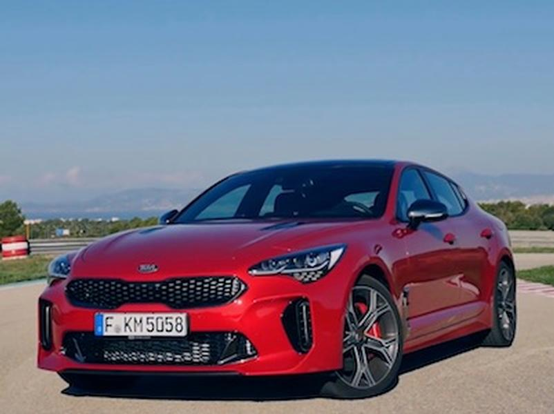 Video test Kia Stinger
