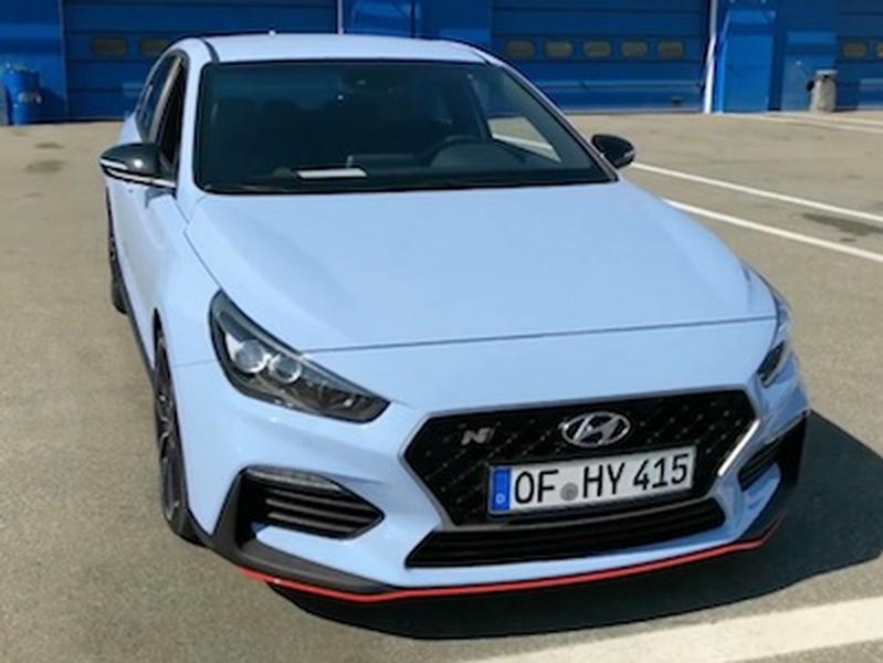 Video test Hyundai i30 N