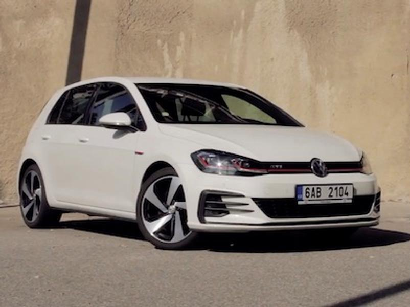 Video test Volkswagen Golf GTI