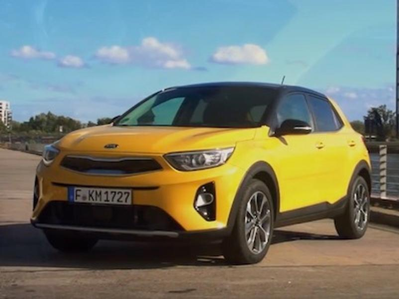 Video test KIA Stonic 1,0 T-GDI