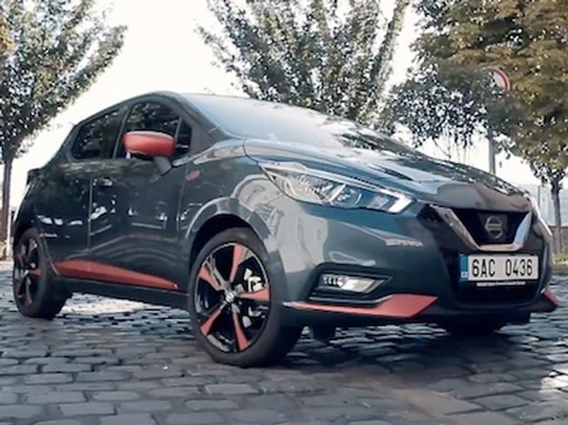 Video test Nissan Micra 0,9 Tce