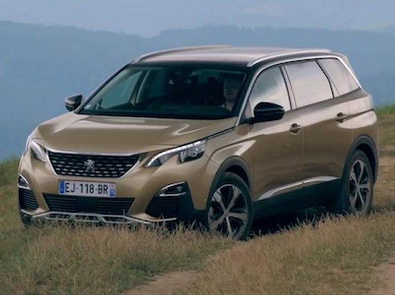 Video test Peugeot 5008 diesel vs. benzin