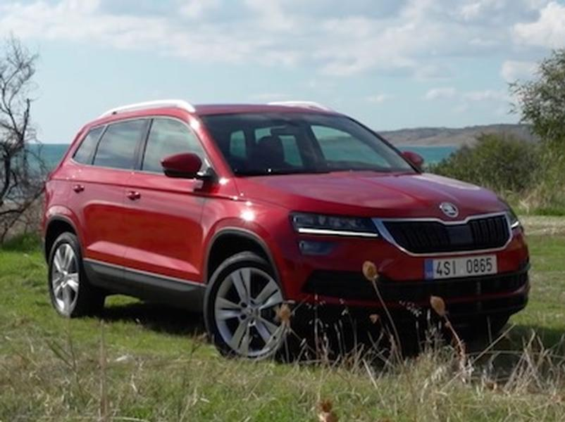 Video test Škoda Karoq 2.0 TDI 4x4