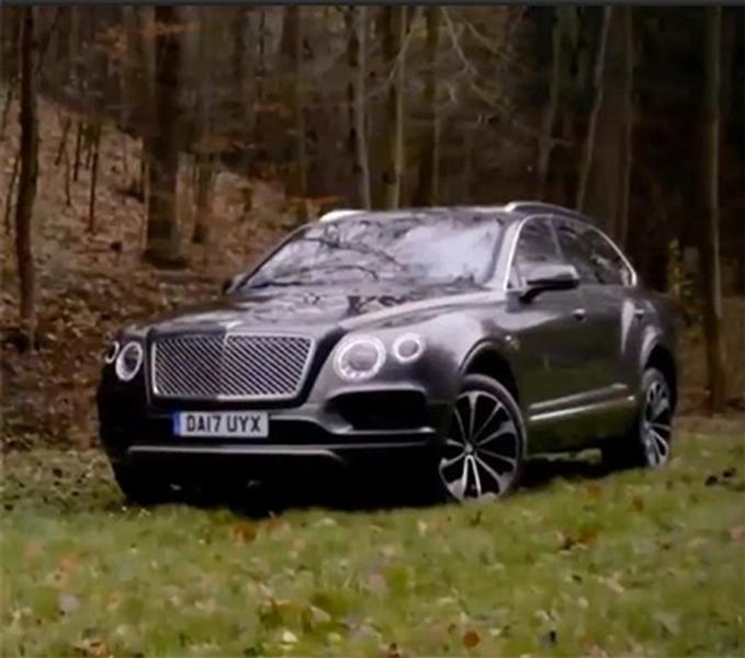 Video test Bentley Bentayga W12