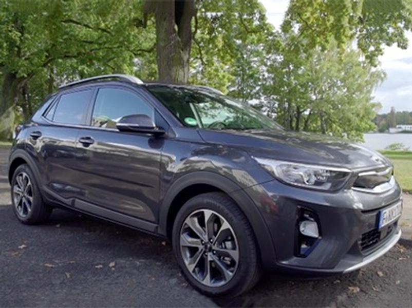 Video test Kia Stonic 1.0 T-GDI