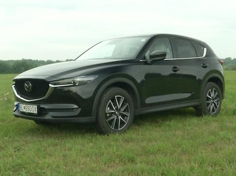 Video test Mazda CX-5 SkyActiv-D 2.2