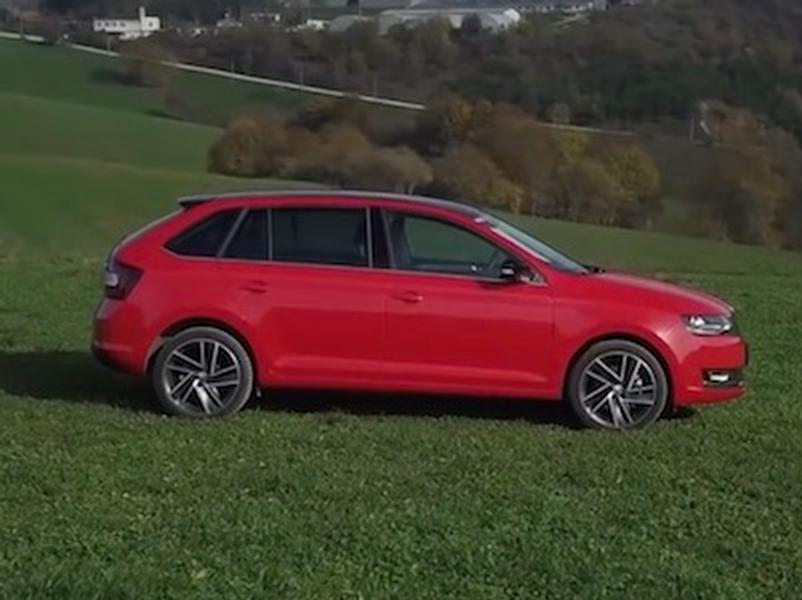 Video test Škoda Rapid 1.0 TSI