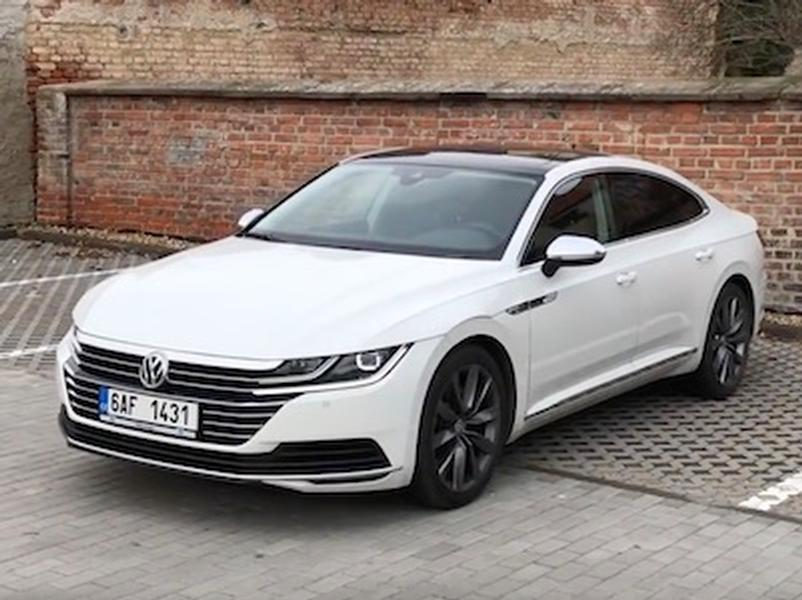 Video test Volkswagen Arteon