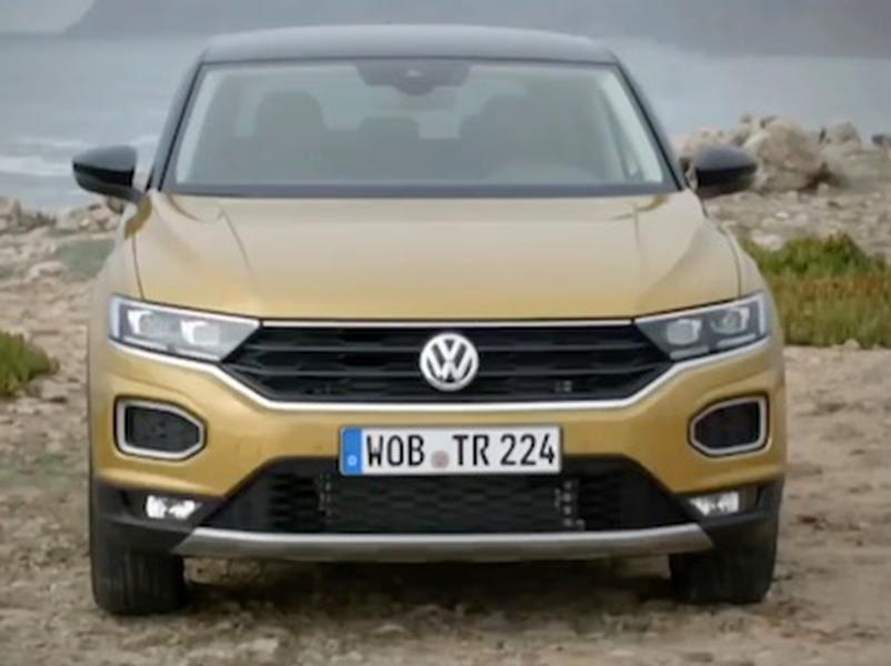 Video test Volkswagen T-ROC 2.0 TDI 4Motion