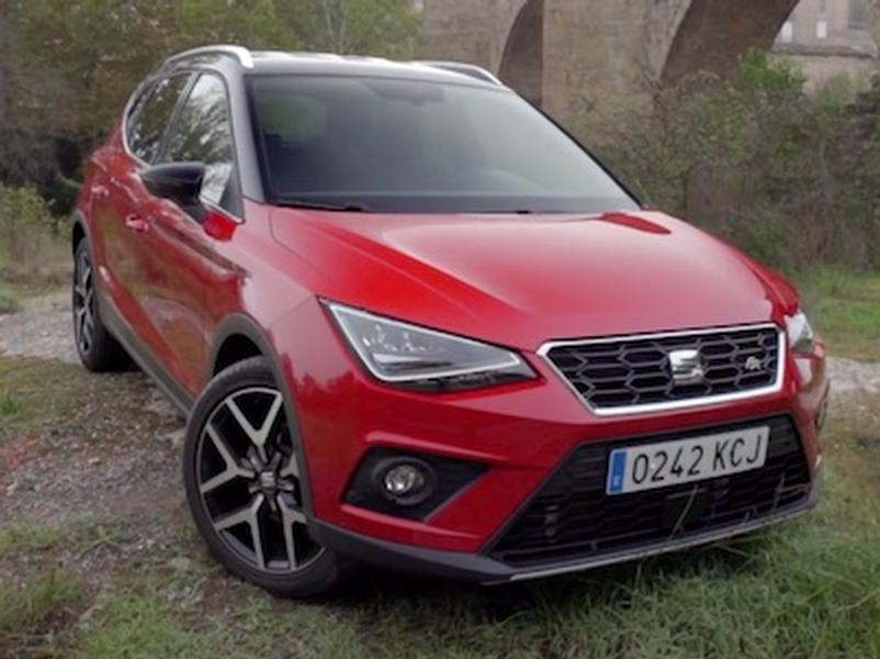 Video test Seat Arona FR 1.5 TSI Evo